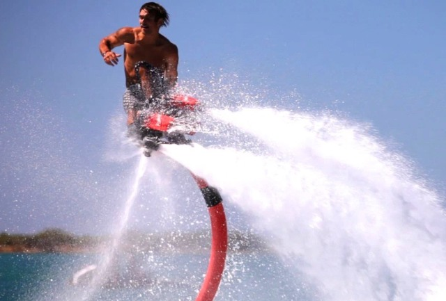 flyboard navarre beach