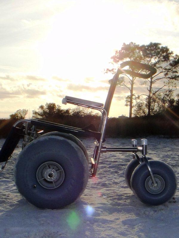 navarre beach wheelchair